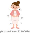 蚊子 怀孕 孕妇 22406634