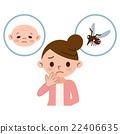蚊子 怀孕 孕妇 22406635