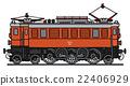 电动 火车头 机车 22406929
