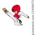 Taekwondo. Martial art 22408475