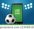 mobile football 22408918
