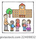 elementary student, primary school child, primary school student 22409832