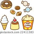 糖果 甜食 點心 22411383