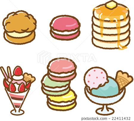 糖果 甜食 點心 22411432