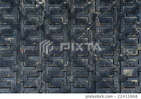 Abstract old rusty Seamless tiling. 22411668
