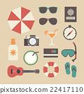 summer travel equipment 22417110