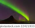 northern, aurora, light 22421933
