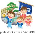 溫泉 休閒 家庭 22426499