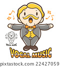 Department of Vocal Music mascot. Education  22427059