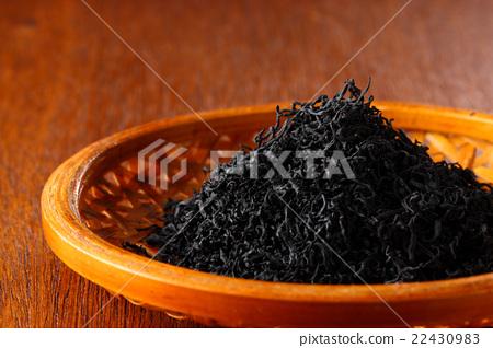 Dried hijiki 22430983