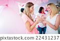 women baby shower 22431237