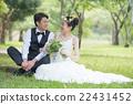 休闲婚礼 22431452