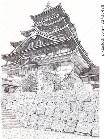 Fushimi-Manshan Castle 22433428