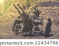 Anti-aircraft gun 22434766