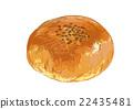 baker, bread, food 22435481