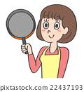 主婦煎鍋盤 22437193