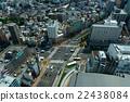 도시 풍경, 도시 경관, 부감촬영 22438084