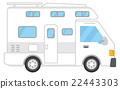 캠핑카 [차량 시리즈] 22443303