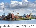 dock ship shipwreck 22455778