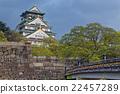 Osaka Castle 22457289