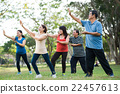 Tai Chi session 22457613