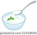 乳製品 優格 優酪 22458606