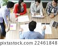 商务人士 协定 会议 22461848