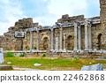 ancient, temple, ruins 22462868