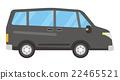 微型面包车 汽车 车 22465521