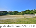 soccer field, tender green, verdure 22467131