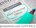 We're Hiring Chief Technology Officer. 22474912