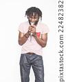 african, american, man 22482382