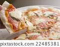 披薩 割 切 22485381