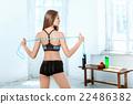 การออกกำลังกาย,ยิม,ฟิตเนส 22486382