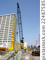 construction site, construction sites, constructing 22487585