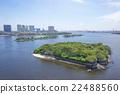 從彩虹橋和第6個Daiba看東京灣 22488560