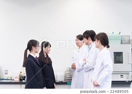 研究 室 訪問