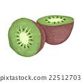 奇異果 獼猴桃 水果 22512703