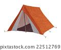 野营帐篷 22512769