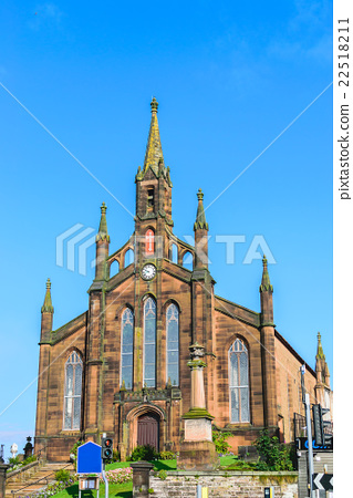 St Mary's Greyfriars church Dumfries, Scotland. 22518211