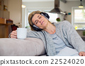 headphones, listening, music 22524020