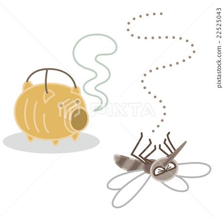 矢量 蚊子 昆虫 22525043
