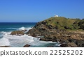 Lighthouse on top of a hill in Port Macquarie 22525202