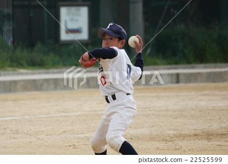 Baseball boy 22525599