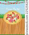 Pizza party poster 22525629