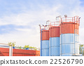 Silos for the production of cement 22526790