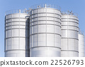 Chemical plant, containers 22526793