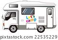 露營者 露營車 營地 22535229