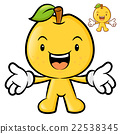 The Pear mascot has been welcomed with both hands. 22538345