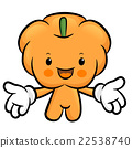 The Pumpkin mascot has been welcomed 22538740